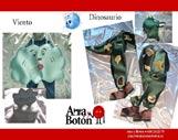 Ana y Botón: Viento - Dinosaurio